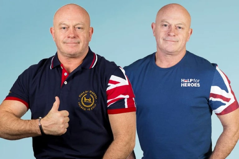 Charity Gifts from Help for Heroes